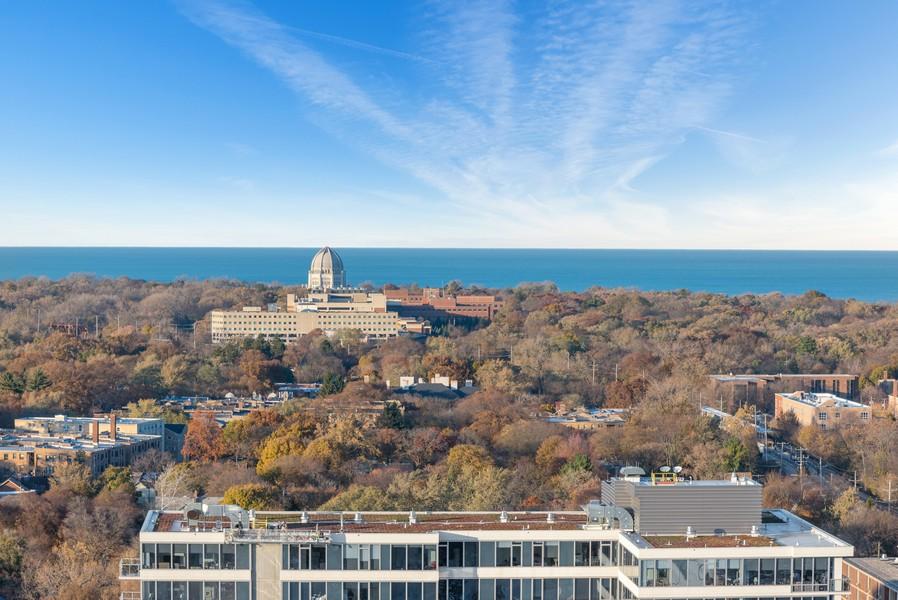 Real Estate Photography - 1720 Maple, Unit 2660, Evanston, IL, 60201 - View