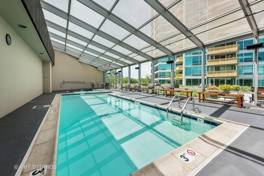 Real Estate Photography - 1720 Maple, Unit 2660, Evanston, IL, 60201 -
