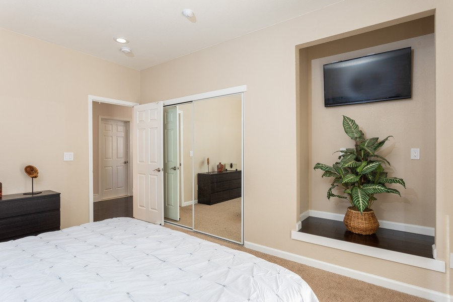 Real Estate Photography - 1651 Roma Ct, West Sacramento, CA, 95691 - 2nd Bedroom