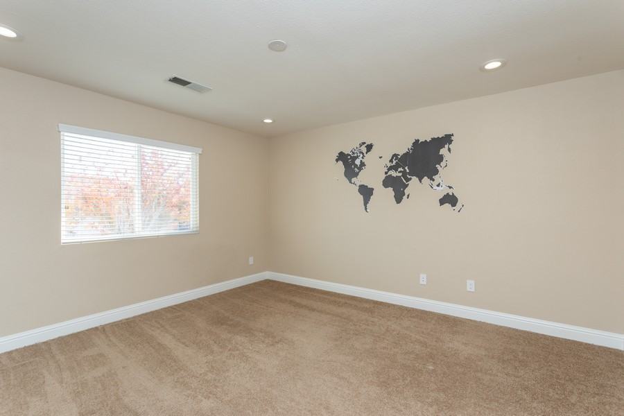 Real Estate Photography - 1651 Roma Ct, West Sacramento, CA, 95691 - 3rd Bedroom