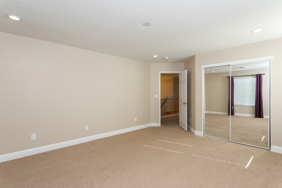 Real Estate Photography - 1651 Roma Ct, West Sacramento, CA, 95691 - 4th Bedroom