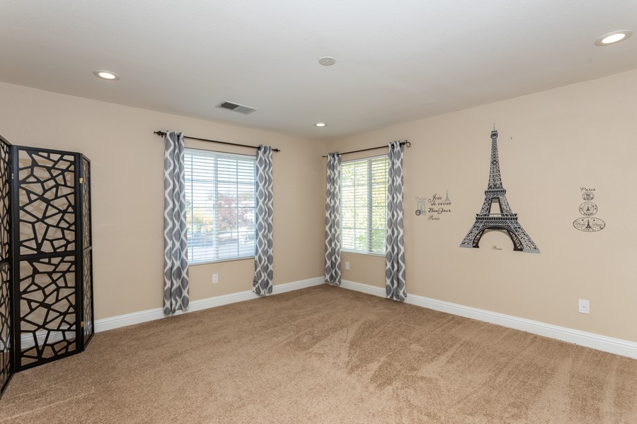 Real Estate Photography - 1651 Roma Ct, West Sacramento, CA, 95691 - 5th Bedroom