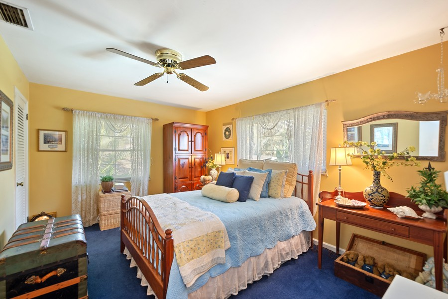 Real Estate Photography - 3424 Lacewood Road, Tampa, FL, 33618 - 2nd Bedroom