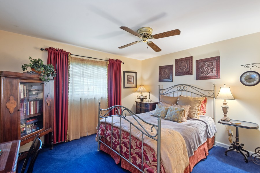 Real Estate Photography - 3424 Lacewood Road, Tampa, FL, 33618 - Bedroom