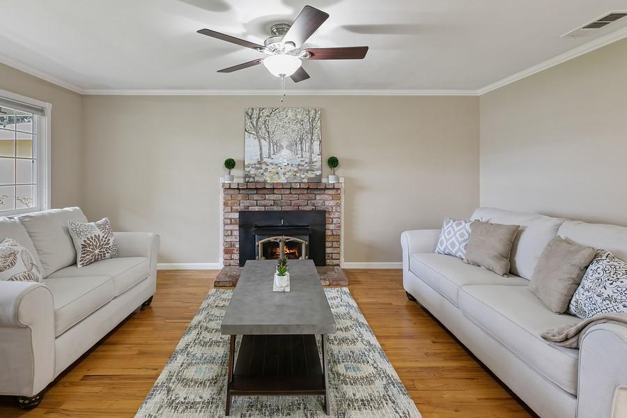 Real Estate Photography - 554 Menker, San Jose, CA, 95128 - Living Room