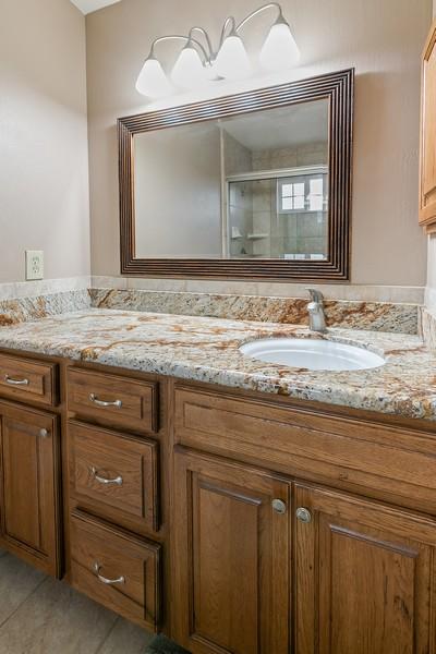 Real Estate Photography - 554 Menker, San Jose, CA, 95128 - Master Bathroom