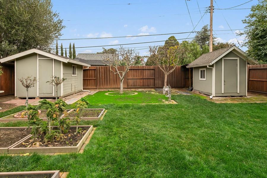 Real Estate Photography - 554 Menker, San Jose, CA, 95128 - Back Yard