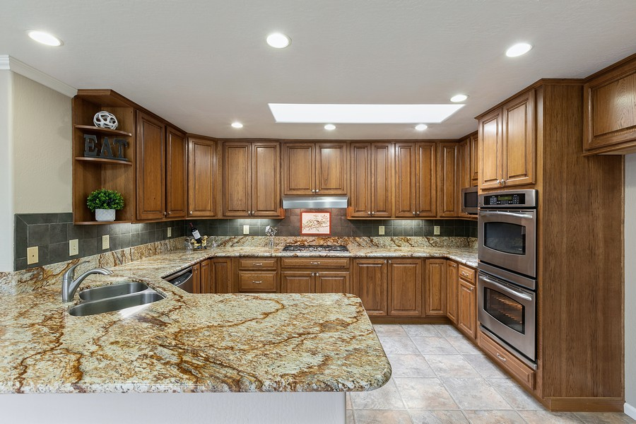 Real Estate Photography - 554 Menker, San Jose, CA, 95128 - Kitchen