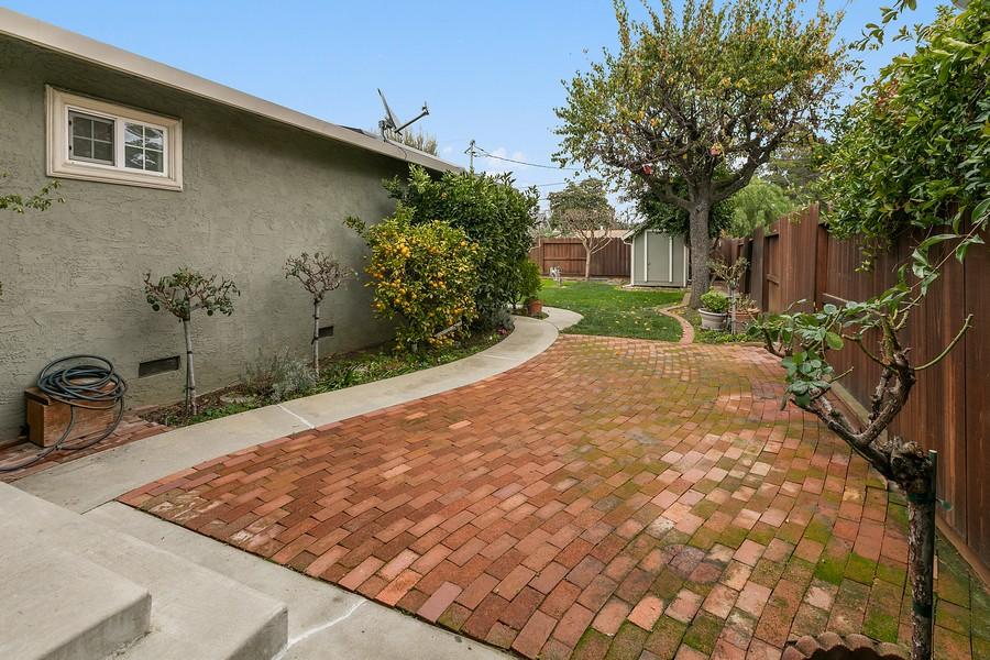 Real Estate Photography - 554 Menker, San Jose, CA, 95128 - Patio