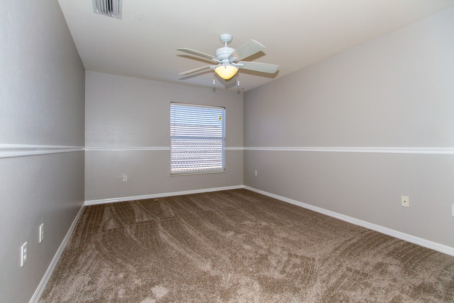 Real Estate Photography - 2099 Sagebrush Cir, Naples, FL, 34120 - 3rd Bedroom