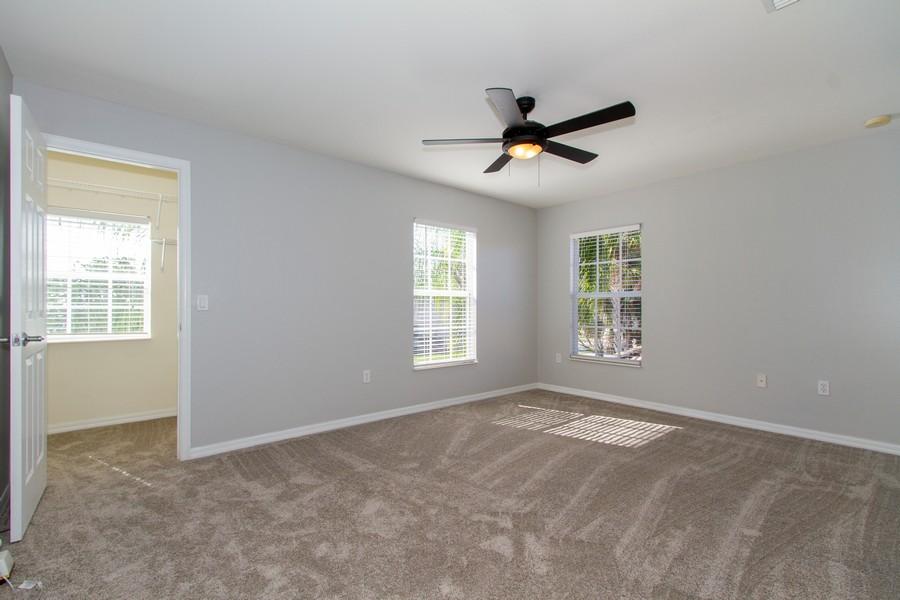 Real Estate Photography - 2099 Sagebrush Cir, Naples, FL, 34120 - Bedroom