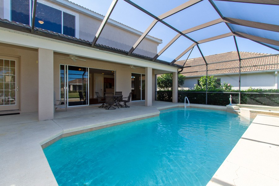 Real Estate Photography - 2099 Sagebrush Cir, Naples, FL, 34120 -