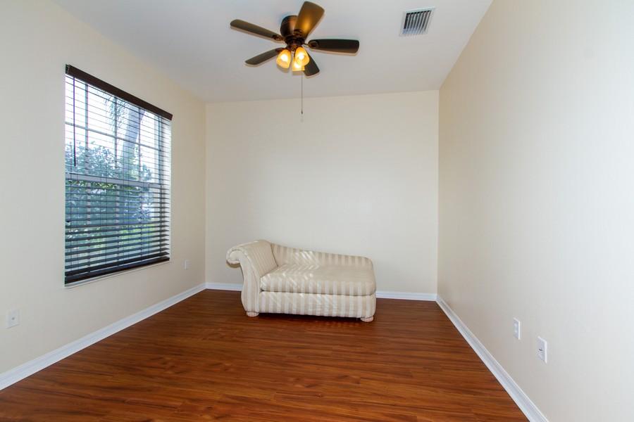 Real Estate Photography - 2099 Sagebrush Cir, Naples, FL, 34120 - Den