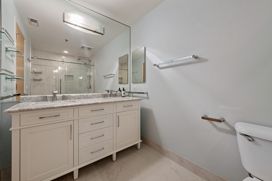 Real Estate Photography - 1201 W Adams St, Unit 711, Chicago, IL, 60607 -