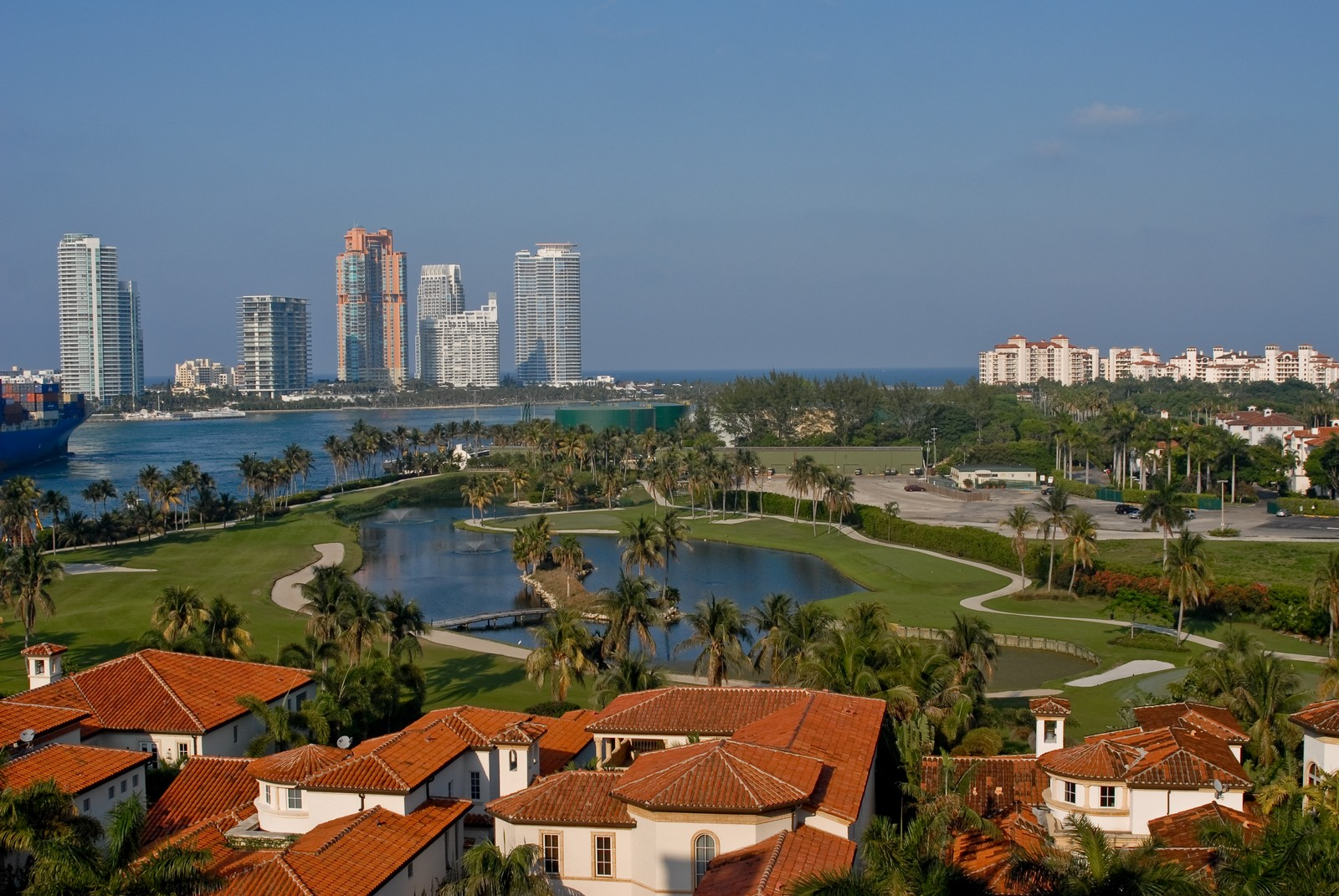 Real Estate Photography - 5294 Fisher Island Dr, Fisher Island, FL, 33109 - View