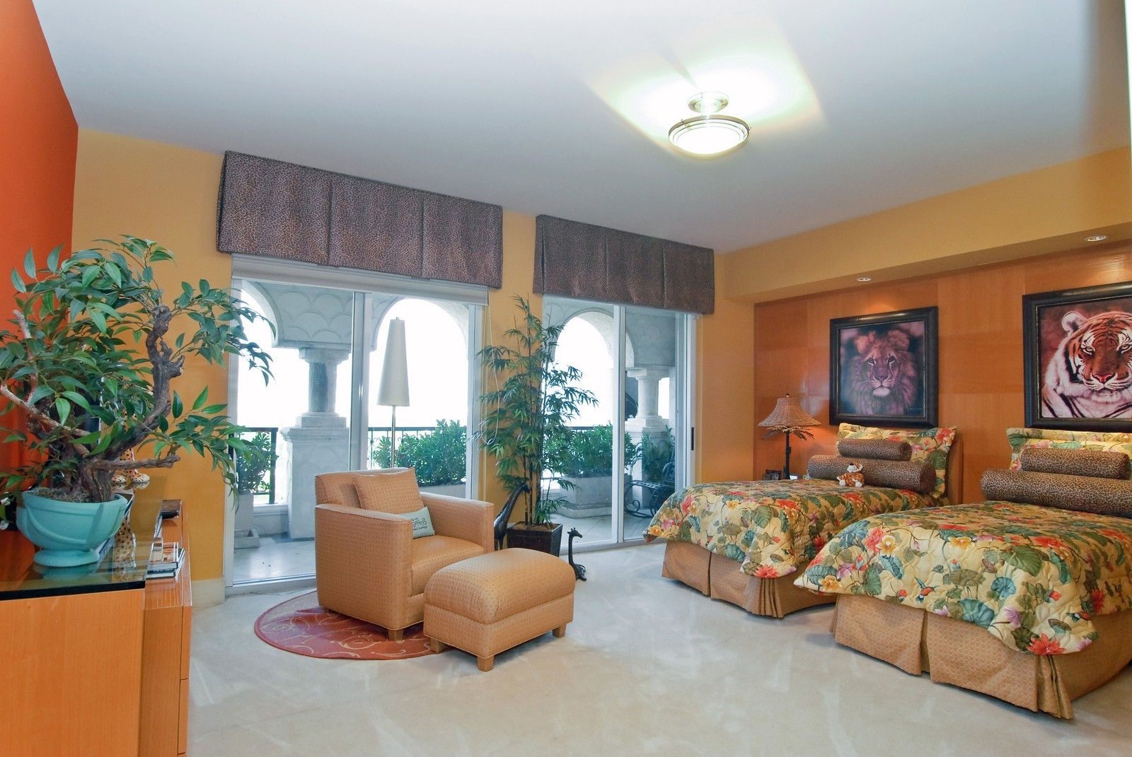 Real Estate Photography - 5294 Fisher Island Dr, Fisher Island, FL, 33109 - 2nd Bedroom