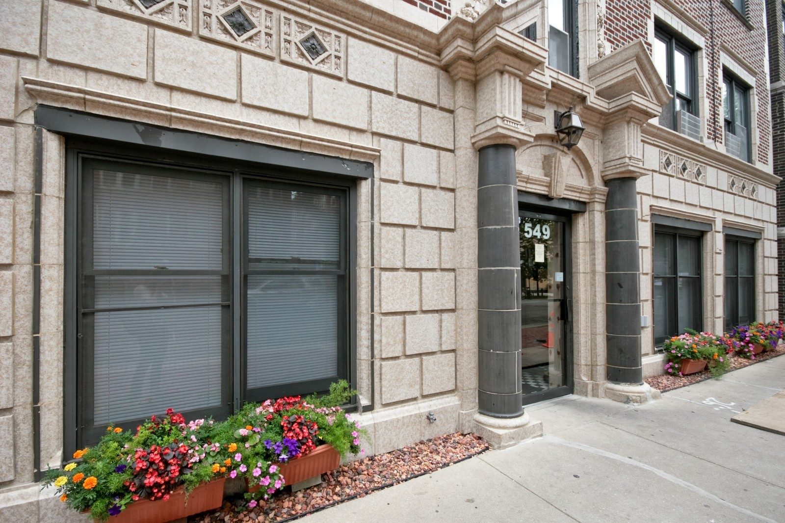Real Estate Photography - 549 W Aldine, Chicago, IL, 60657 - Entryway