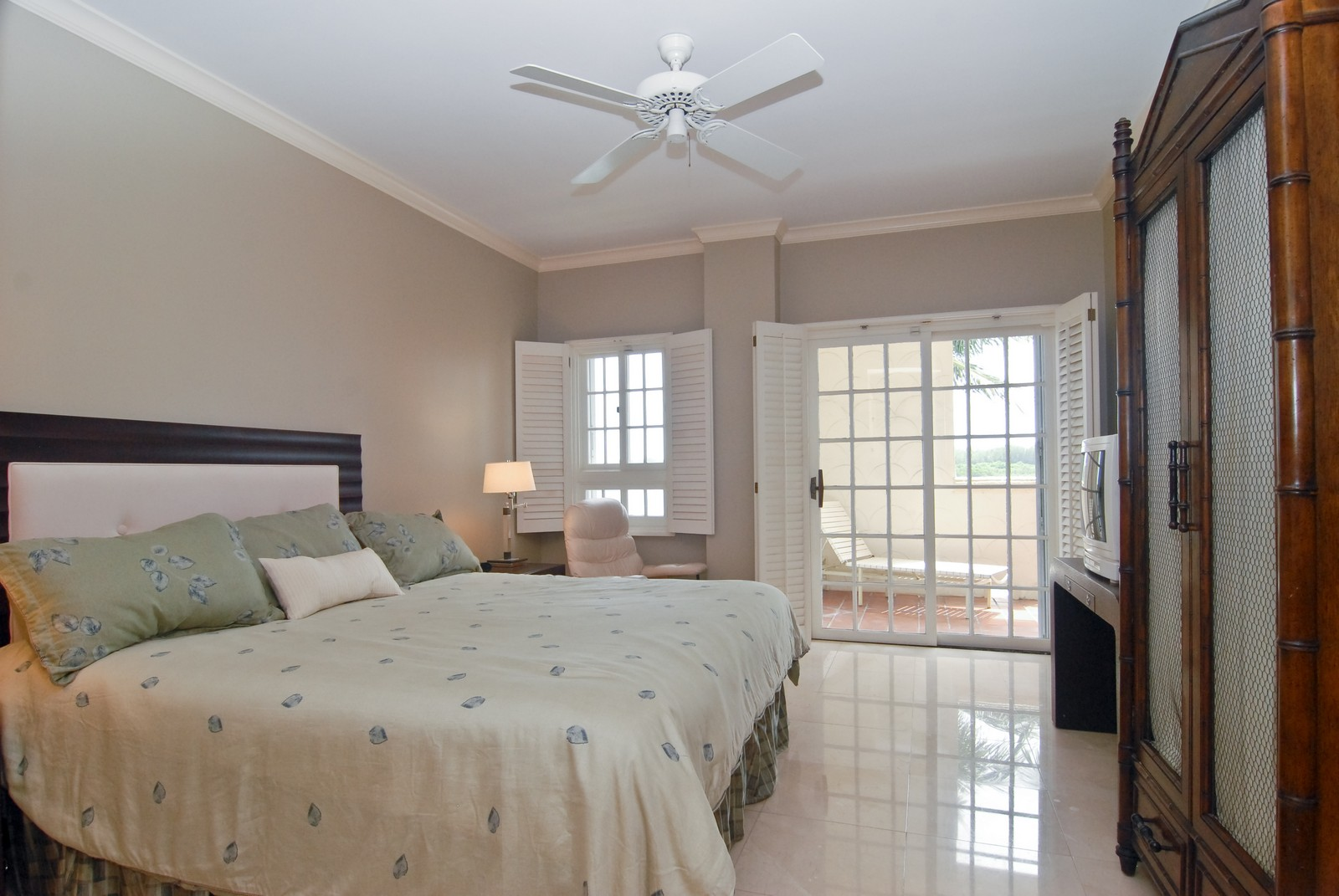 Real Estate Photography - 2426 Fisher Island Dr, Fisher Island, FL, 33109 - 2nd Bedroom