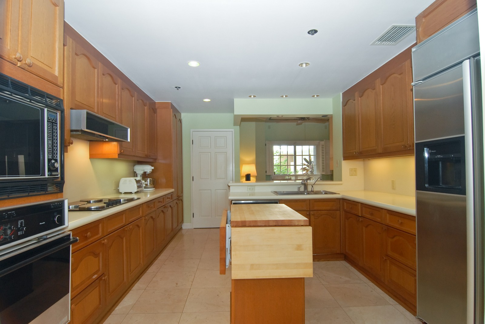 Real Estate Photography - 2426 Fisher Island Dr, Fisher Island, FL, 33109 - Kitchen