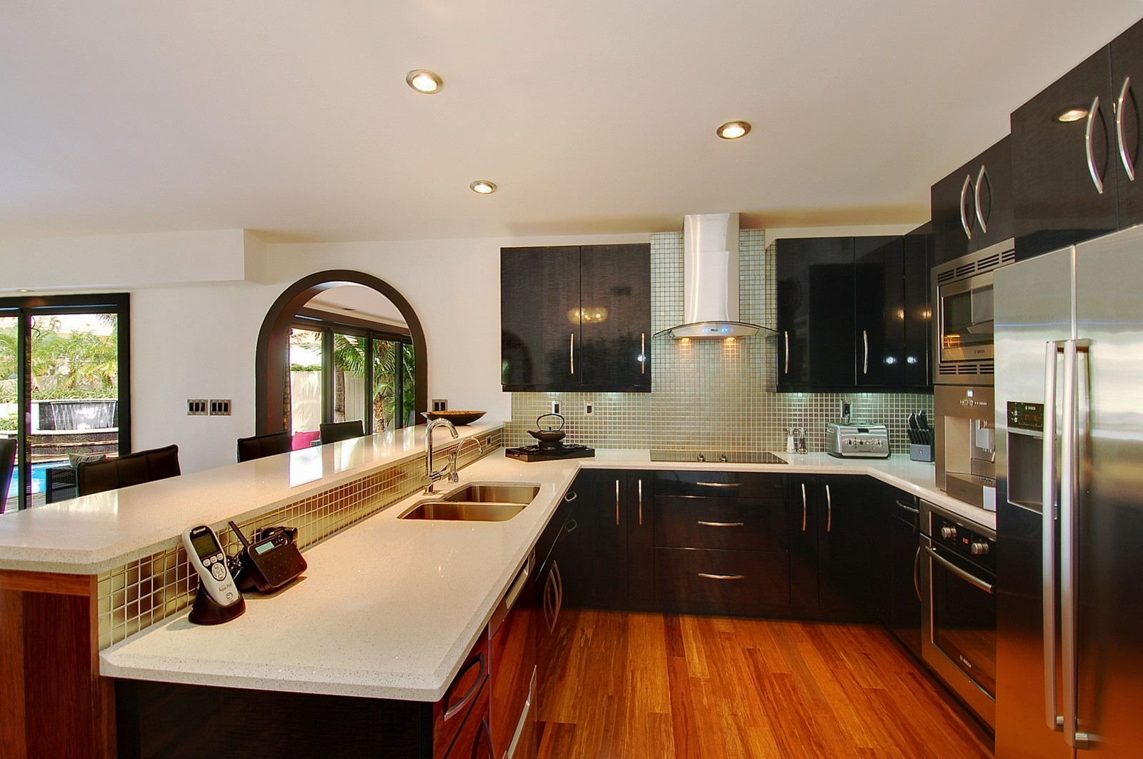 Real Estate Photography - 935 Gardenia Dr, Delray Beach, FL, 33483 - Kitchen