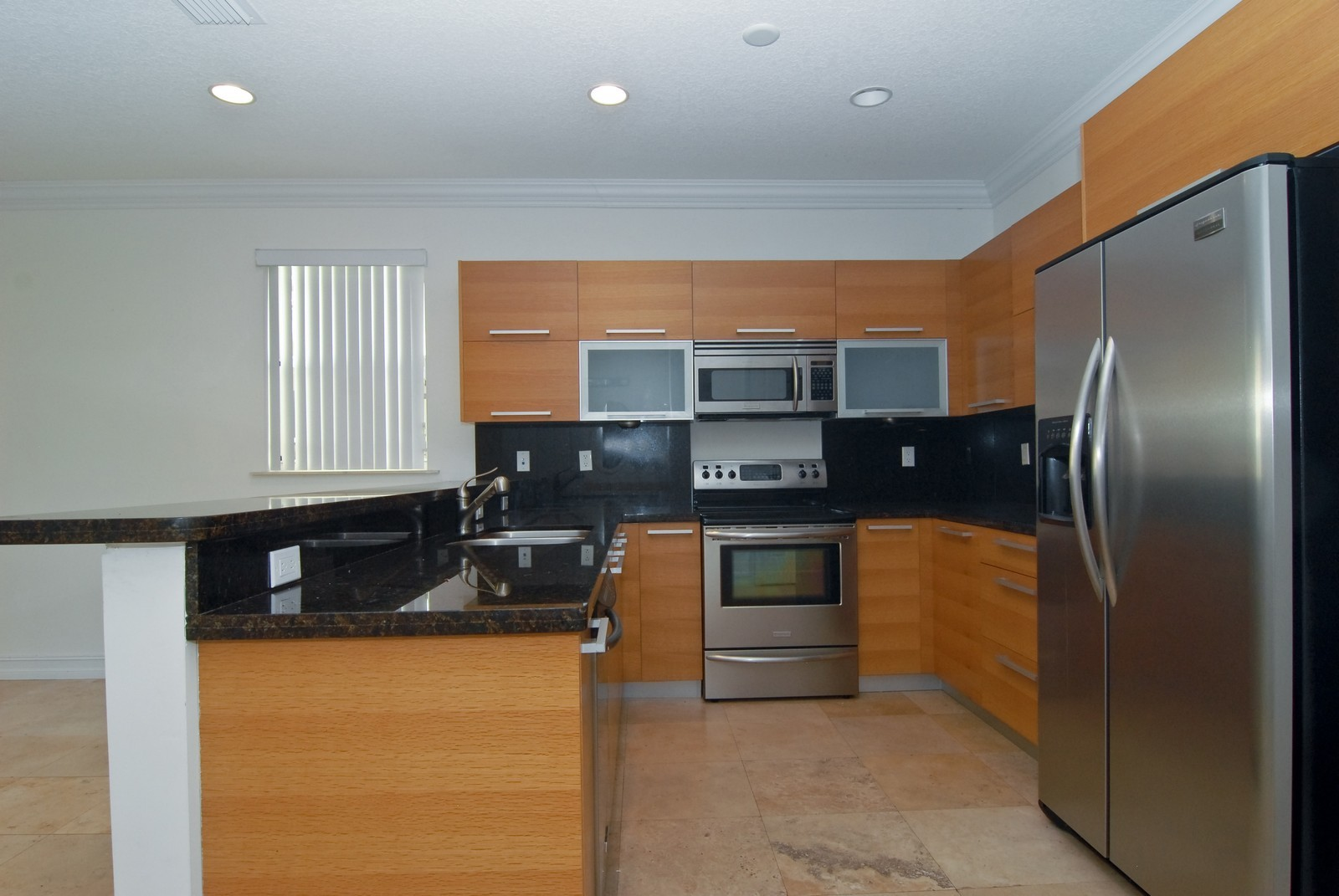 Real Estate Photography - 3034 Indiana St, Miami, FL, 33133 - Kitchen