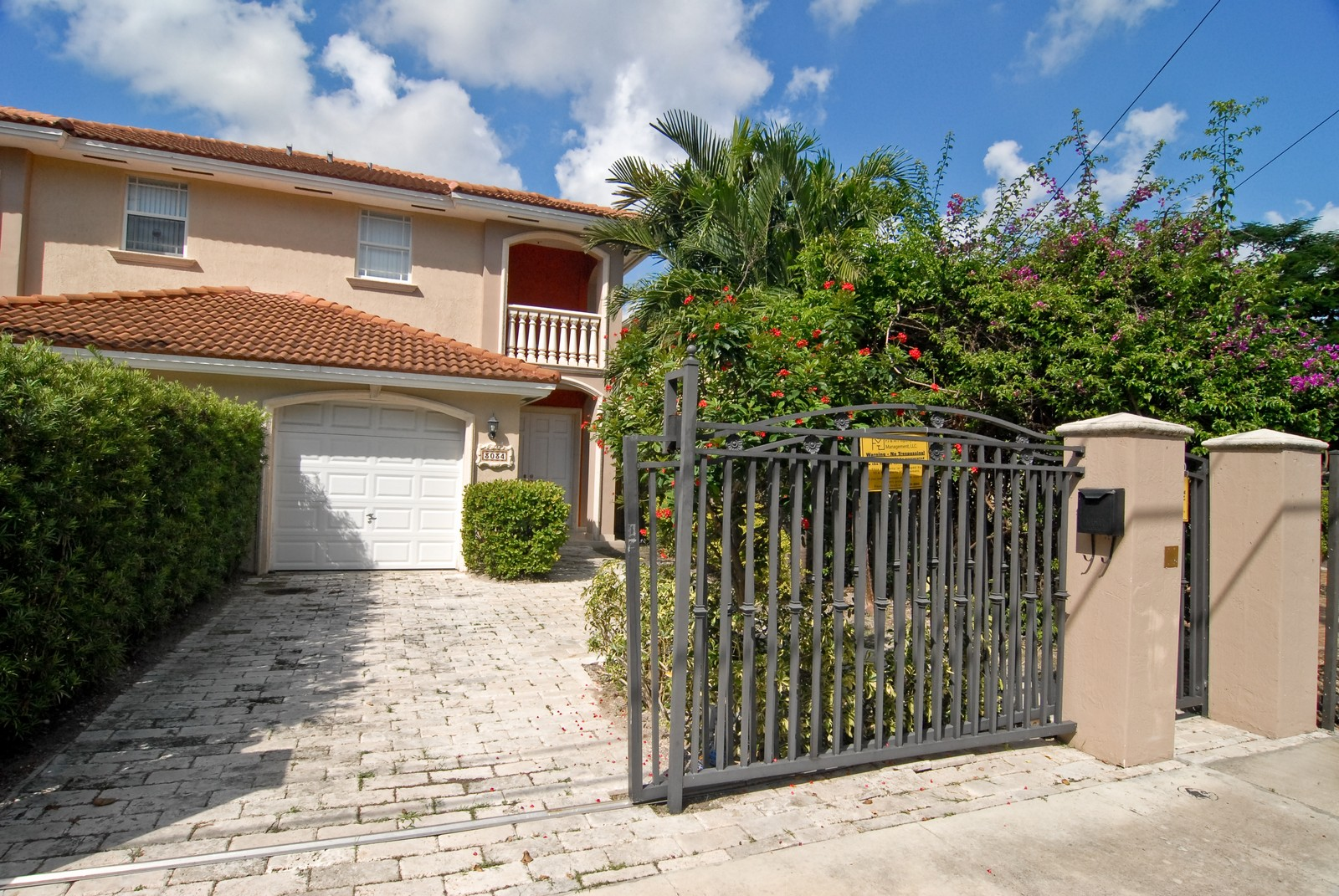 Real Estate Photography - 3034 Indiana St, Miami, FL, 33133 - Front View