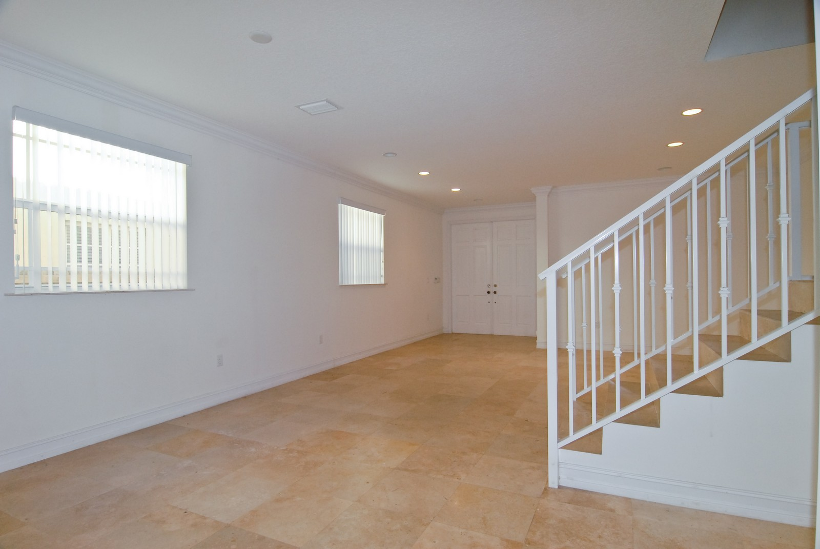 Real Estate Photography - 3034 Indiana St, Miami, FL, 33133 - Living Room / Dining Room