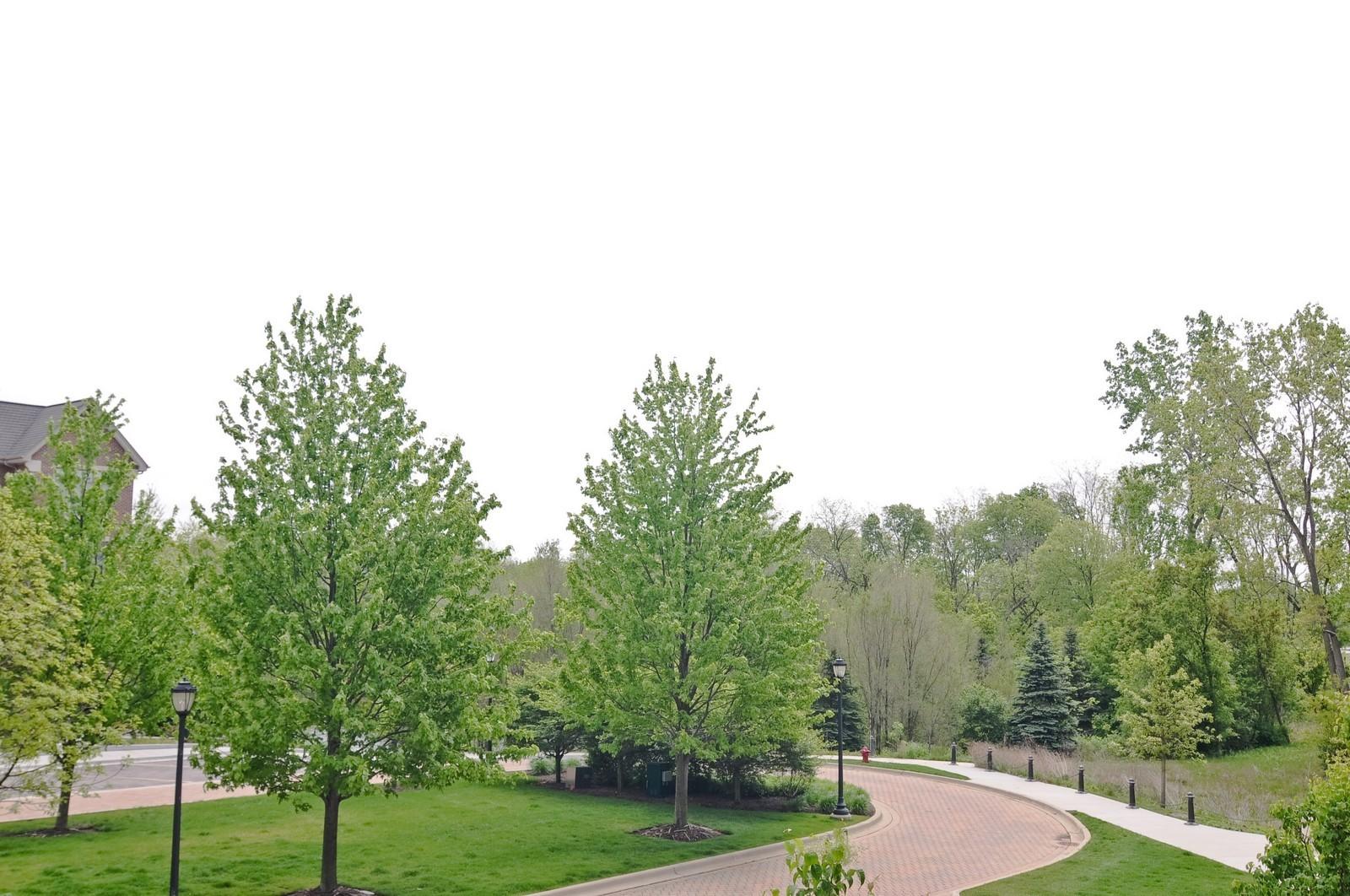 Real Estate Photography - 450 Village Green, Unit 213, Lincolnshire, IL, 60069 - View