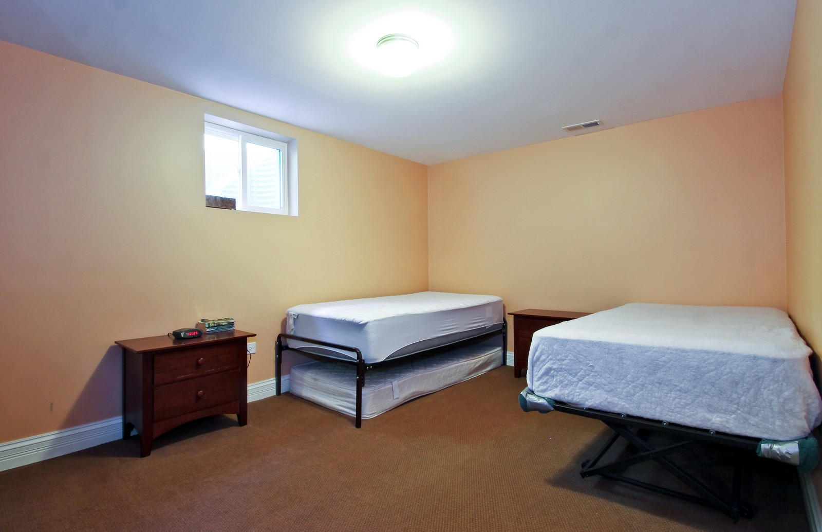 Real Estate Photography - 6645 N Central Park Ave, Lincolnwood, IL, 60712 - 2nd Bedroom