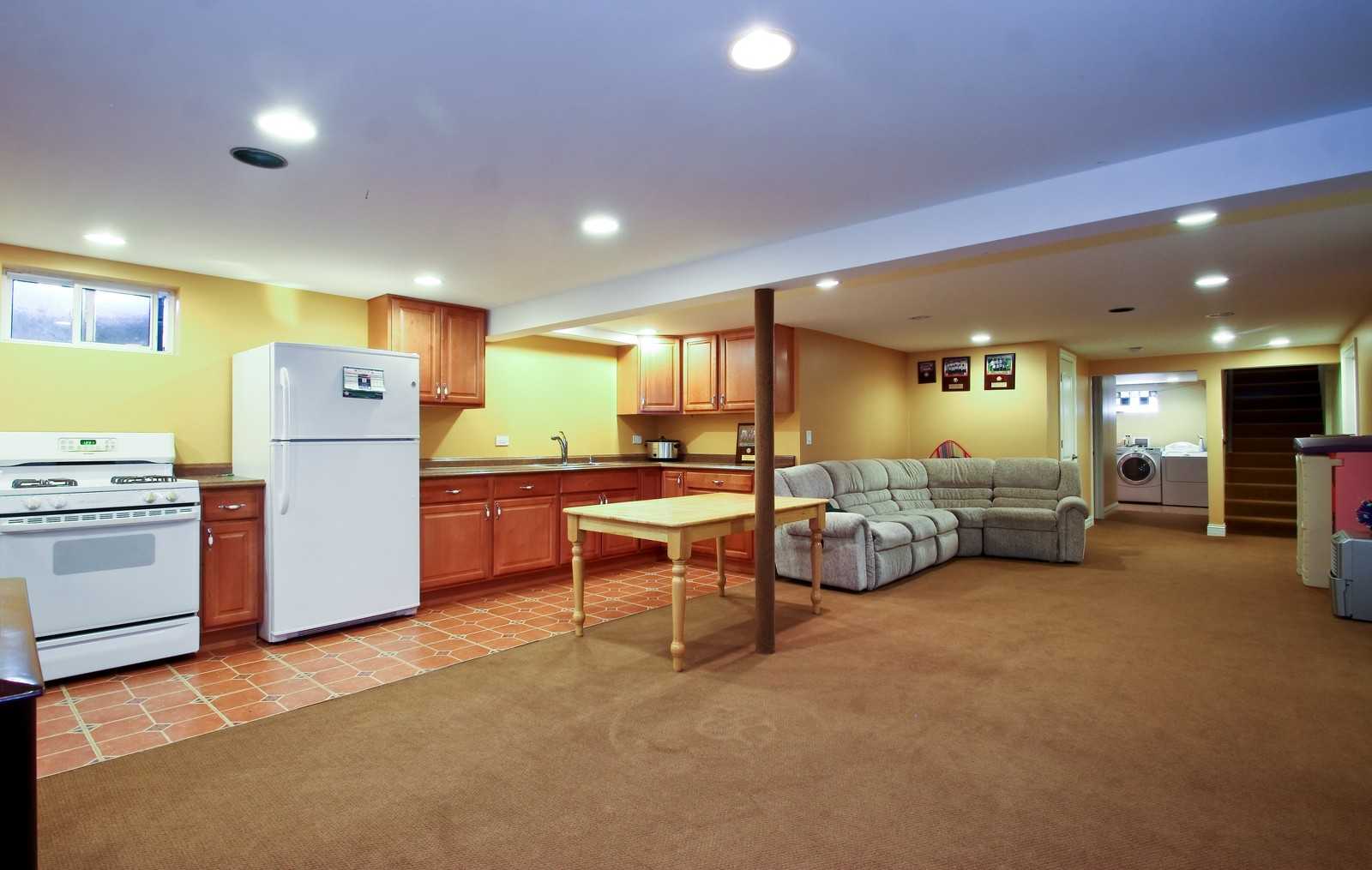 Real Estate Photography - 6645 N Central Park Ave, Lincolnwood, IL, 60712 - Basement