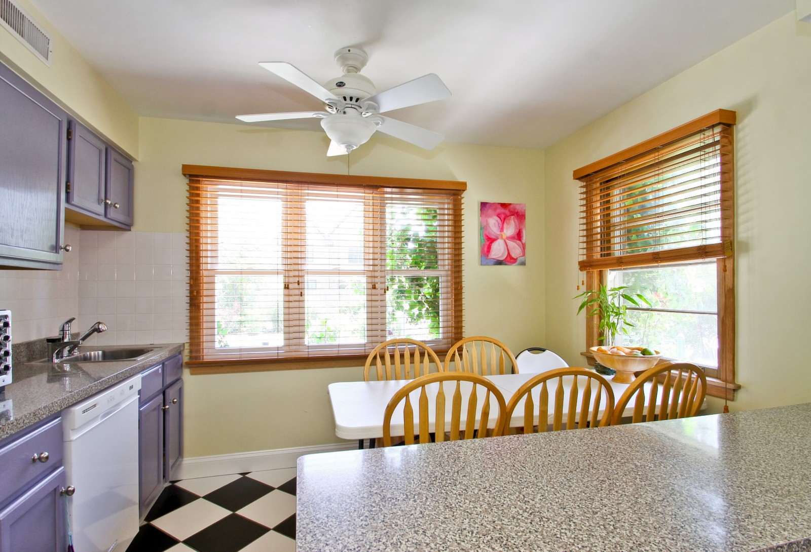 Real Estate Photography - 6645 N Central Park Ave, Lincolnwood, IL, 60712 - Breakfast Area