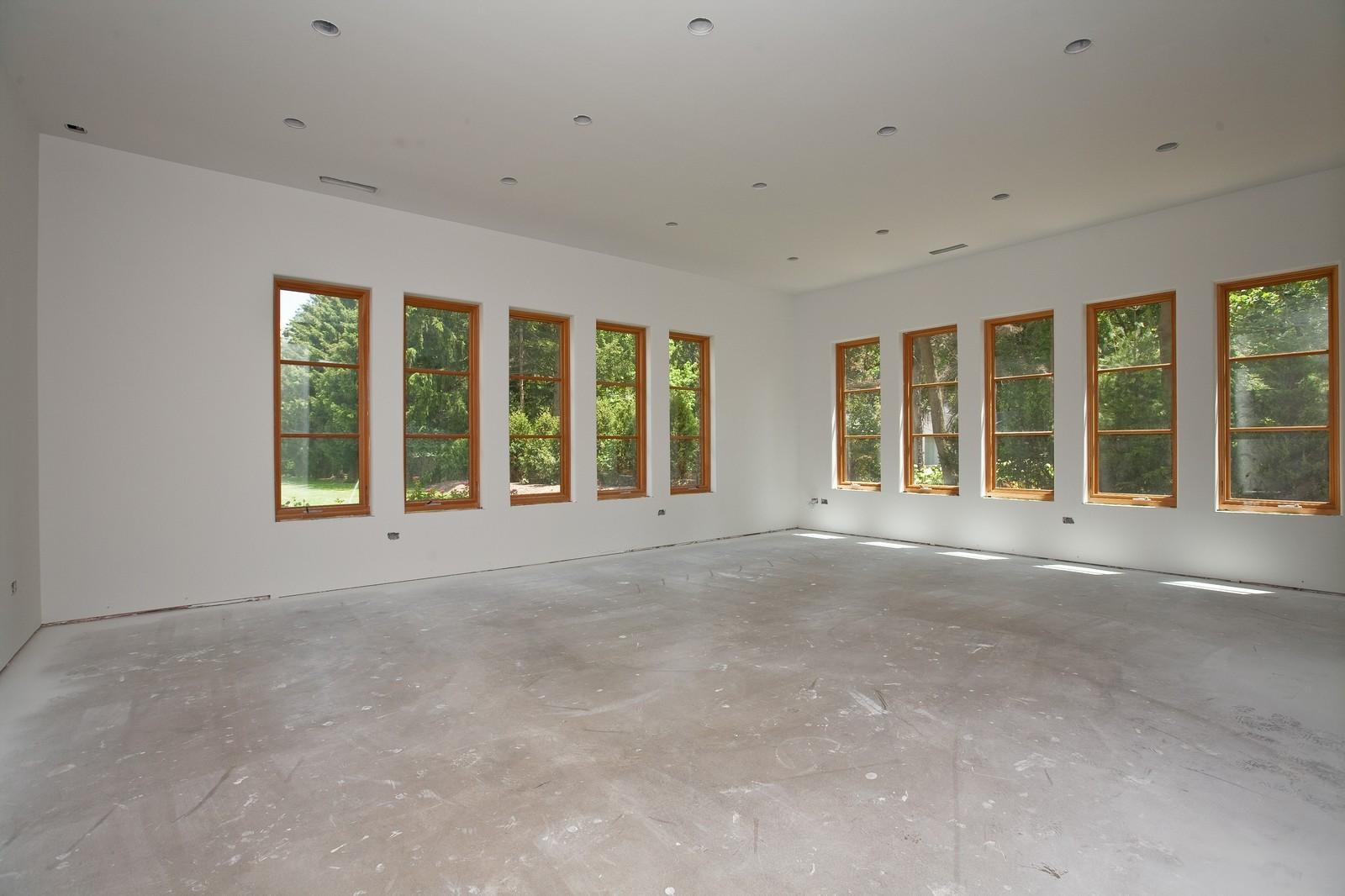 Real Estate Photography - 6143 Madison, Burr Ridge, IL, 60527 - Exercise Room