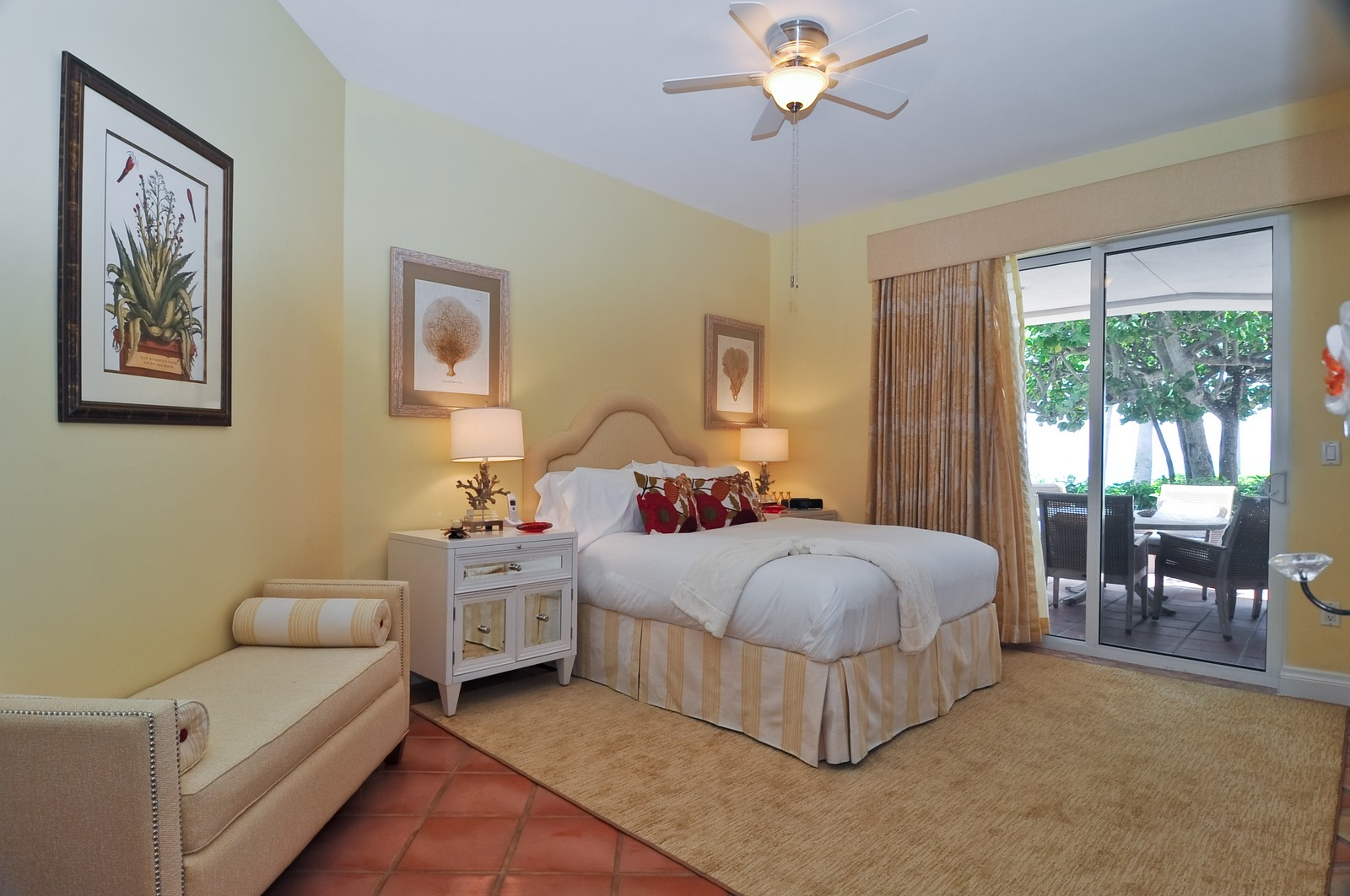 Real Estate Photography - 15312 Fisher Island Dr, Fisher Island, FL, 33109 - 2nd Bedroom
