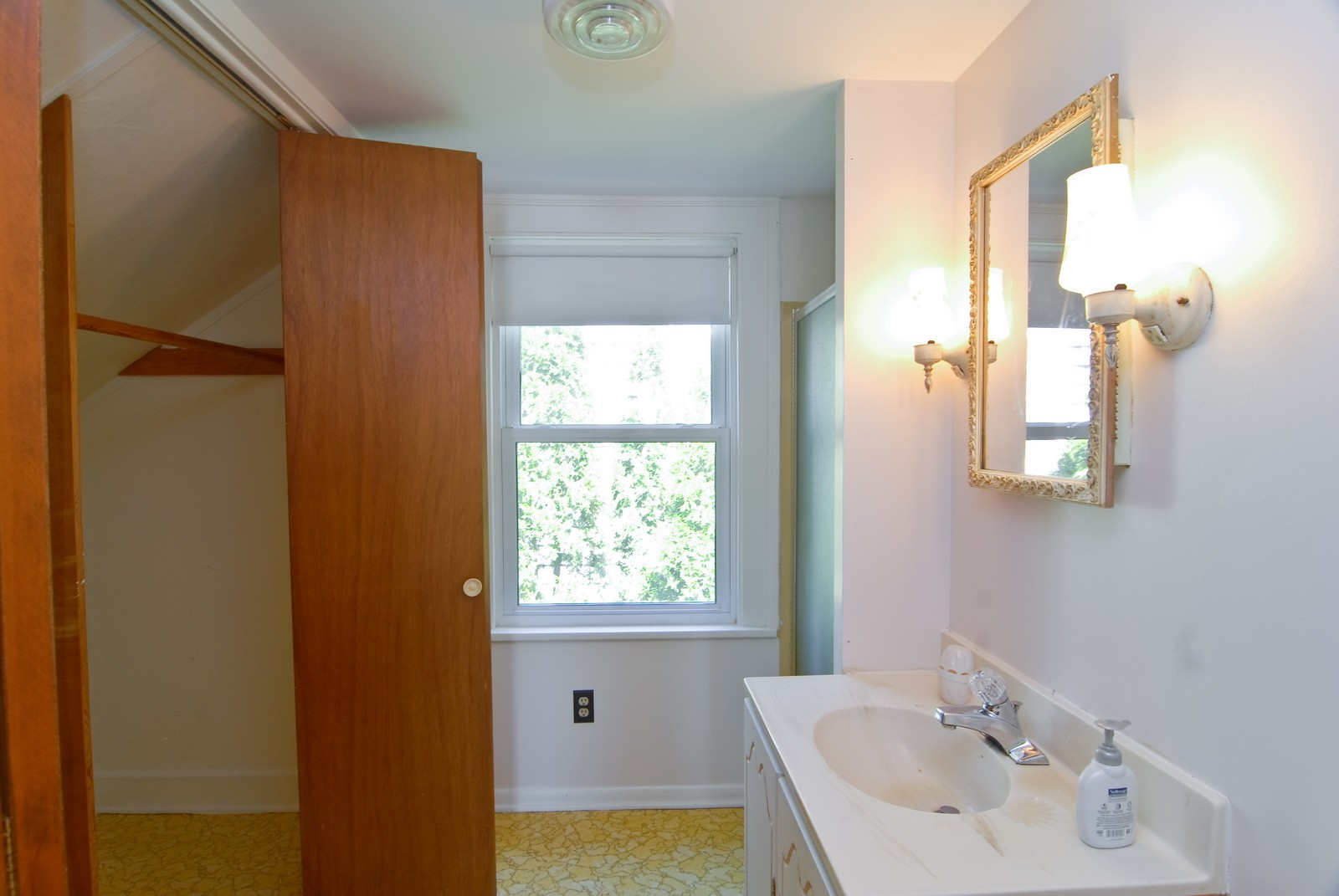 Real Estate Photography - 5525 Fremont Ave, Minneapolis, MN, 55419 - Master Bathroom