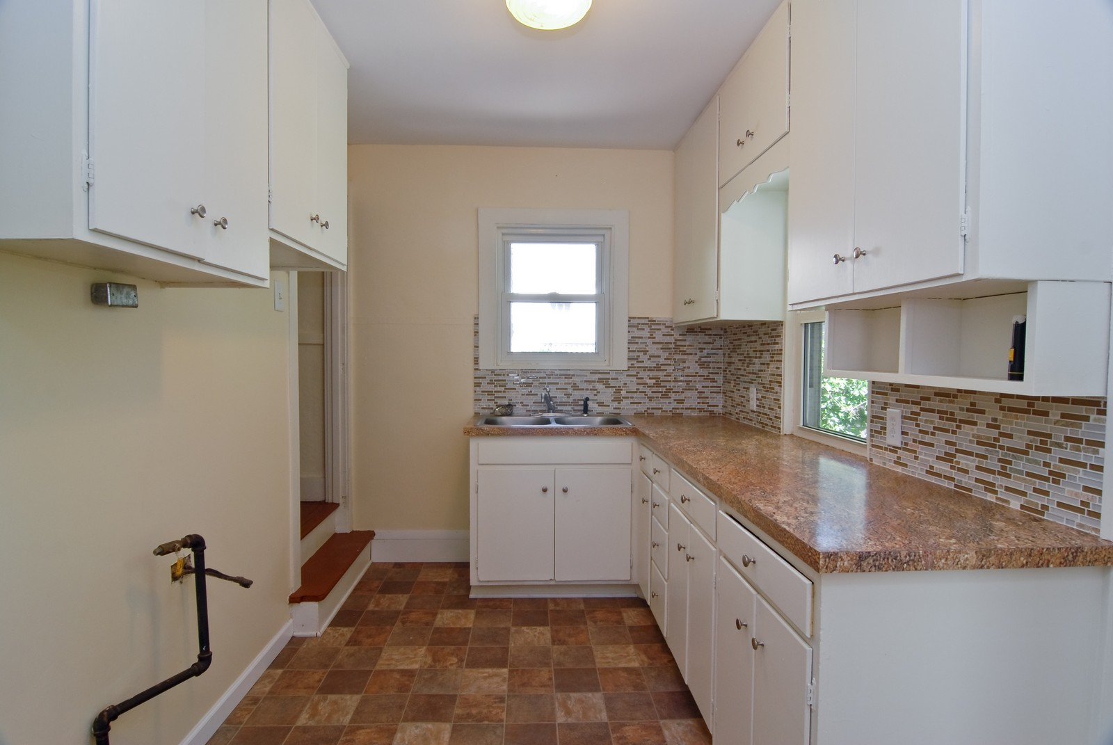 Real Estate Photography - 5525 Fremont Ave, Minneapolis, MN, 55419 - Kitchen