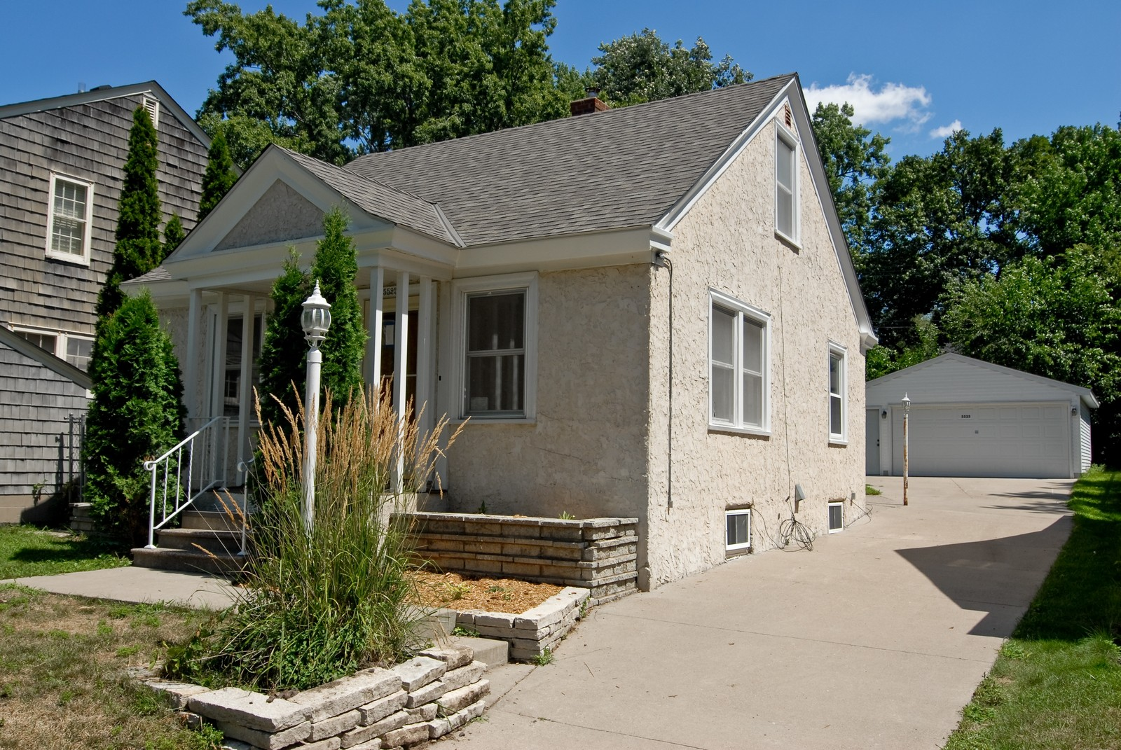 Real Estate Photography - 5525 Fremont Ave, Minneapolis, MN, 55419 - Front View