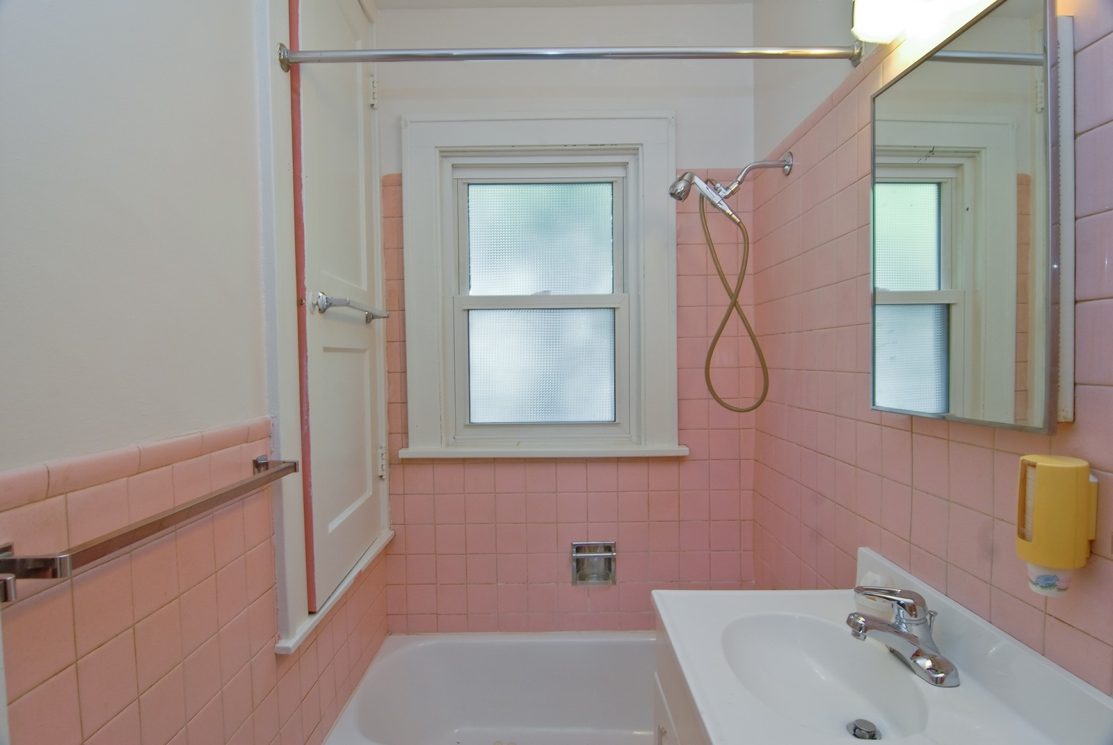 Real Estate Photography - 5525 Fremont Ave, Minneapolis, MN, 55419 - Bathroom