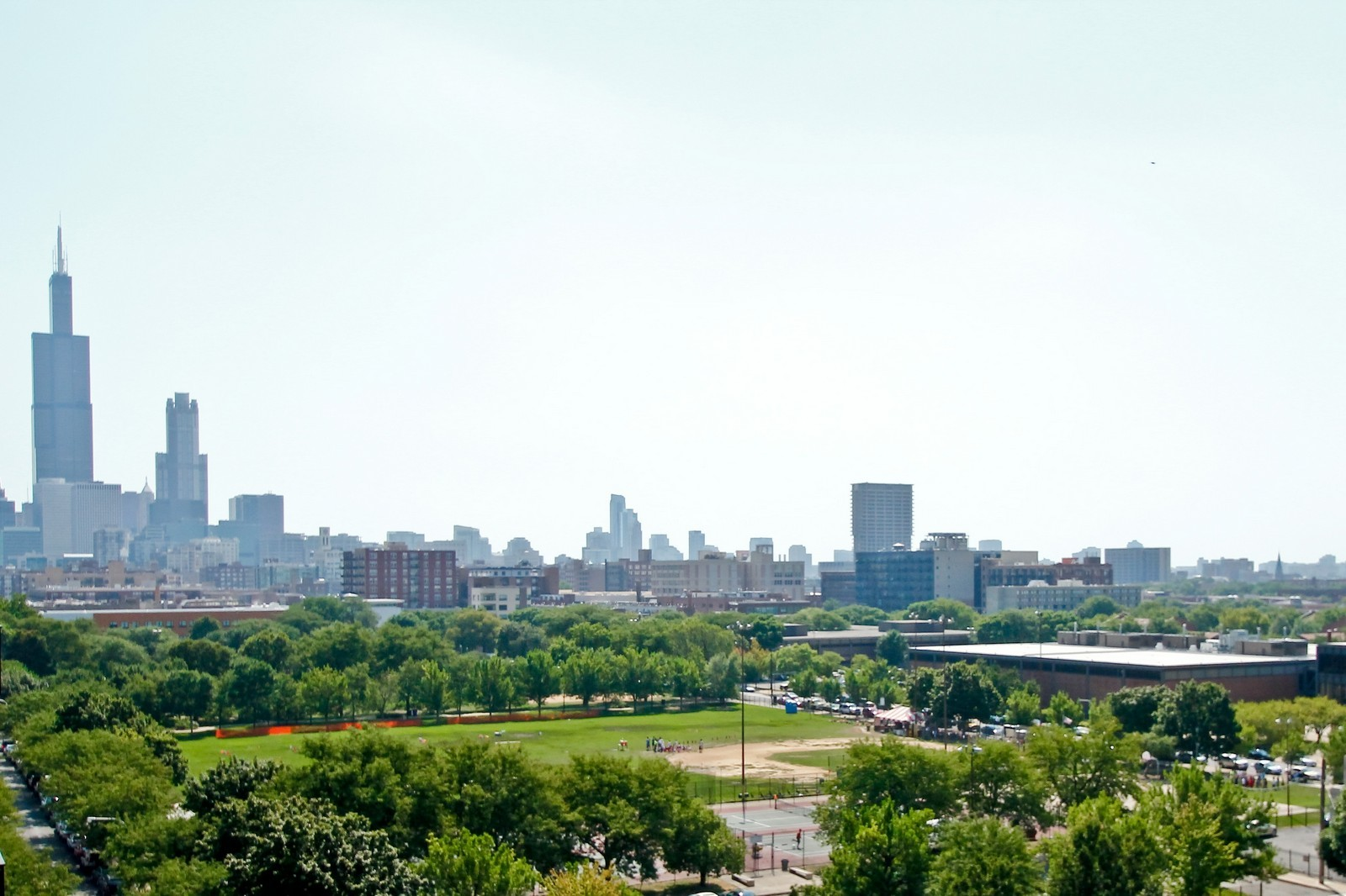 Real Estate Photography - 1500 W Monroe, 616, Chicago, IL, 60607 - View