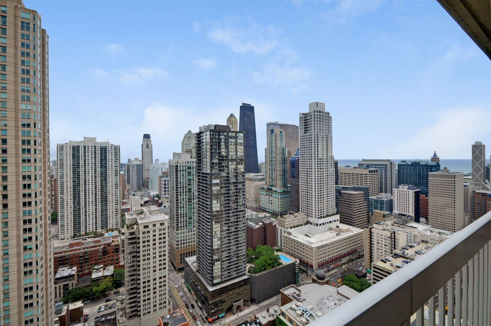 Real Estate Photography - 540 N State, Fl 48, Chicago, IL, 60654 - View