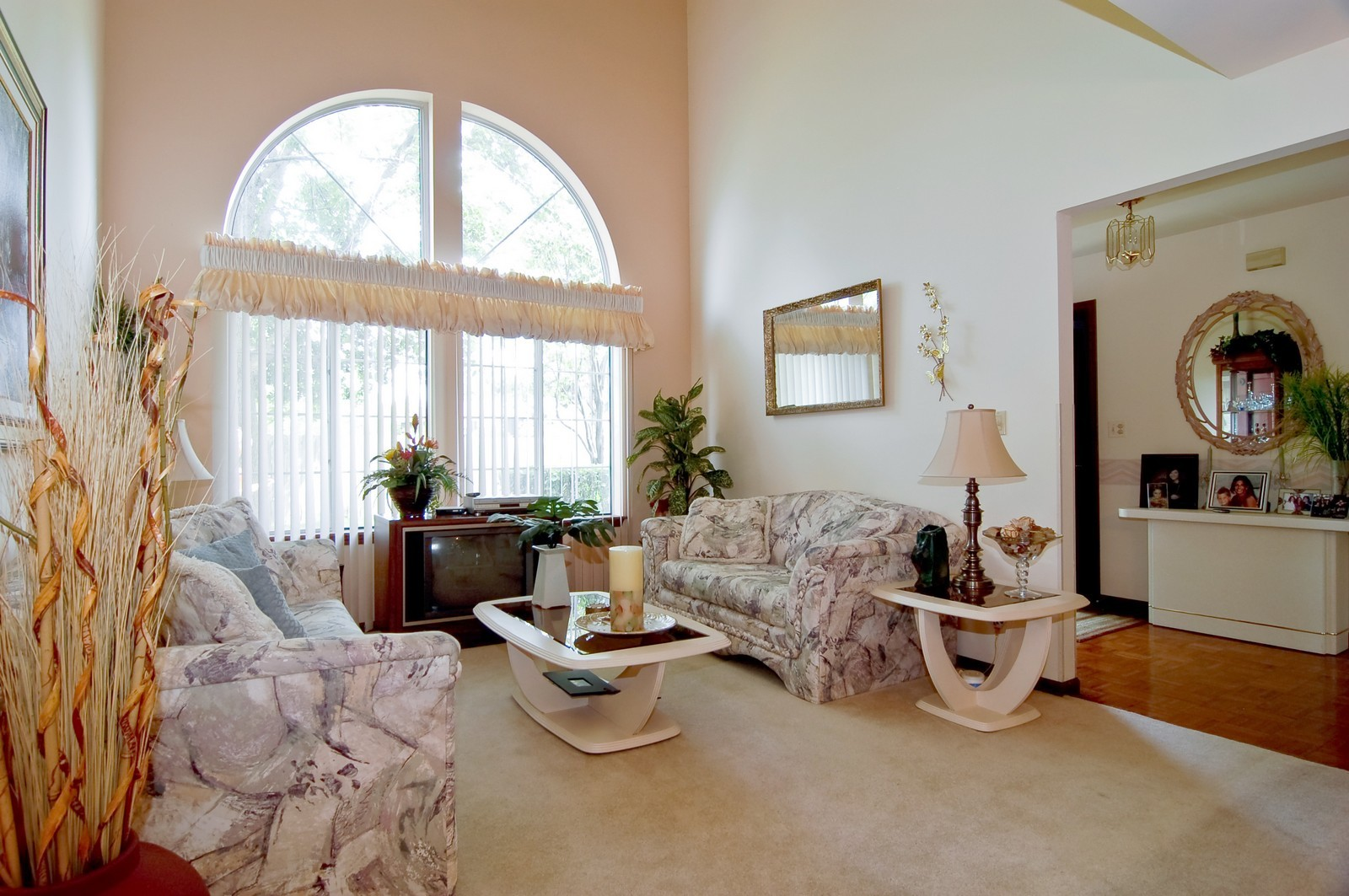 Real Estate Photography - 1013 Bedford, Carol Stream, IL, 60188 - Living Room