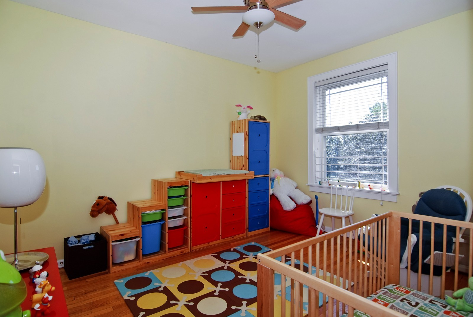 Real Estate Photography - 2658 W. Altgeld #3, Chicago, IL, 60647 - Bedroom