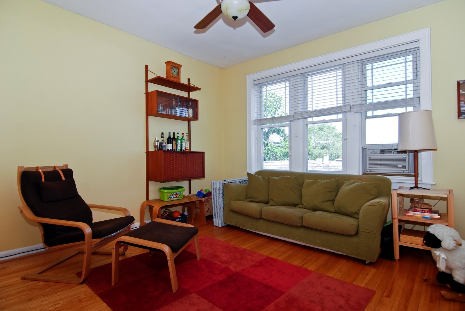 Real Estate Photography - 2658 W. Altgeld #3, Chicago, IL, 60647 - Dining Room