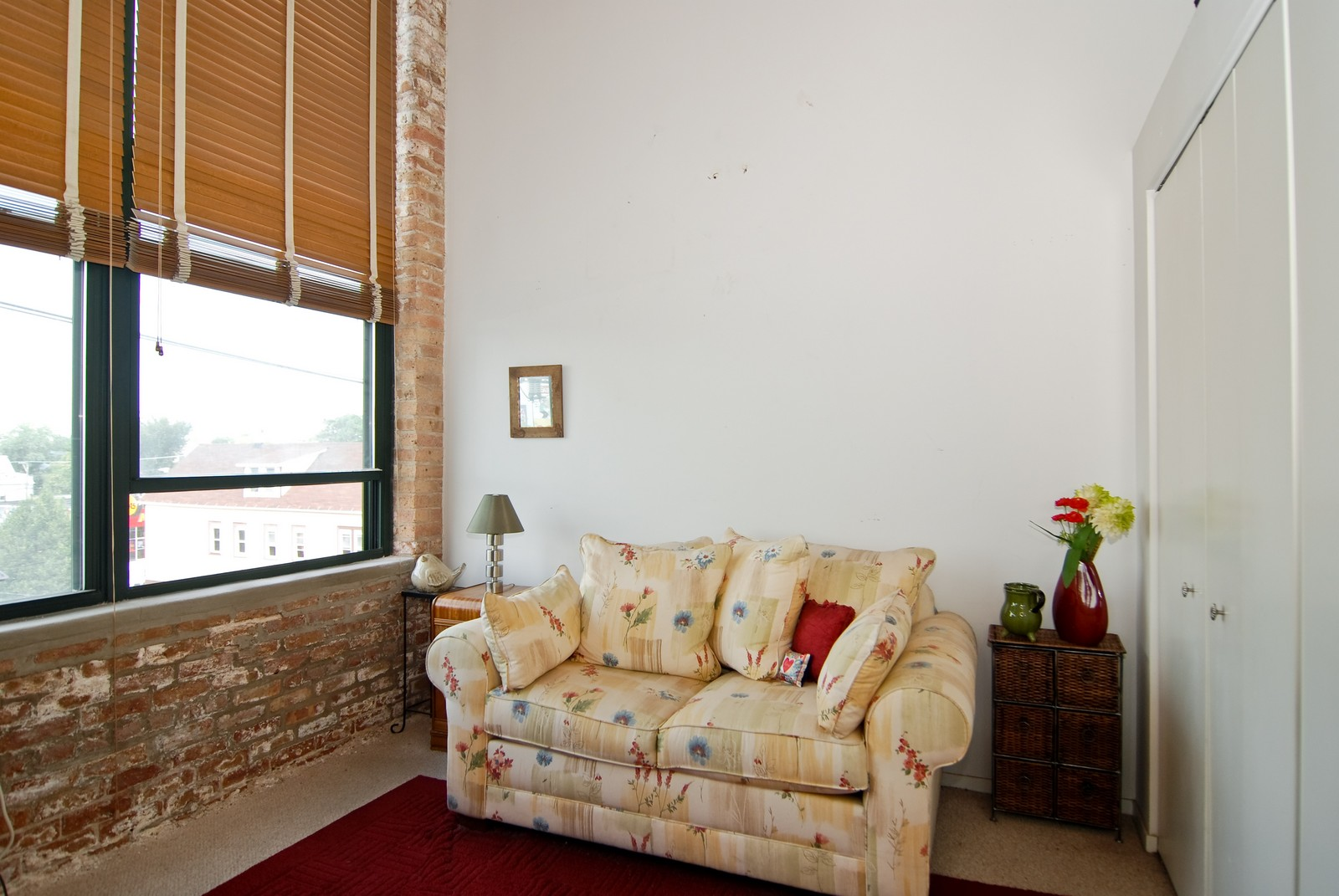 Real Estate Photography - 2654 W Medill, Unit 301, Chicago, IL, 60647 - 2nd Bedroom