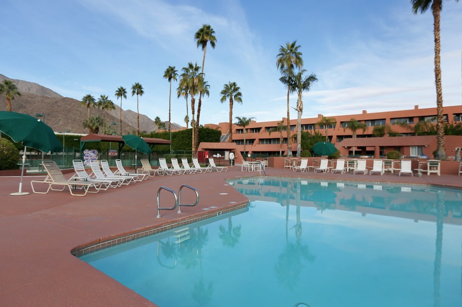 Marquis Villa Resort In Palm Springs Ca