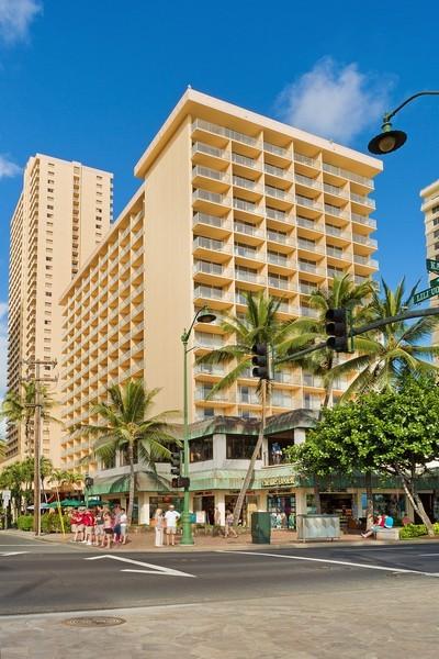 Real Estate Photography 2490 Kalakaua Ave Pacific Beach Hotel Honolulu Hi