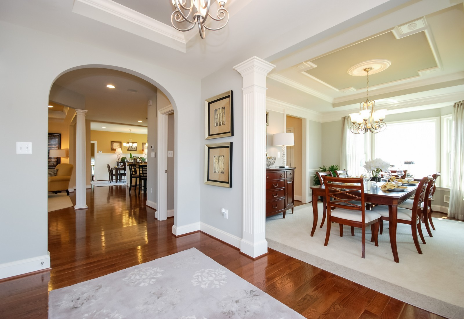 Doylestown Real Estate Photography 3676 Christopher Day Way Abingshire Nvhomes 20483