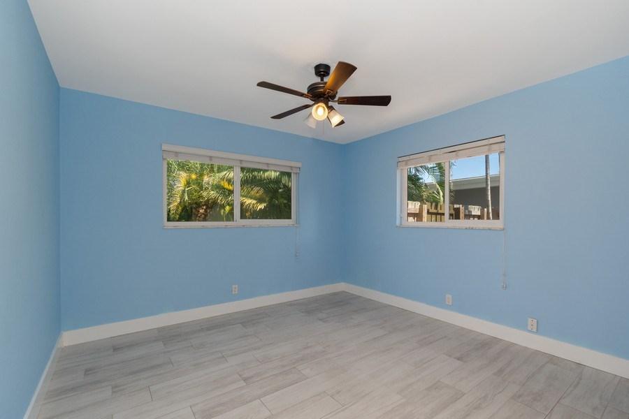 Real Estate Photography - 3431 NE 18 Avenue, Oakland Park, FL, 33306 - 2nd Bedroom