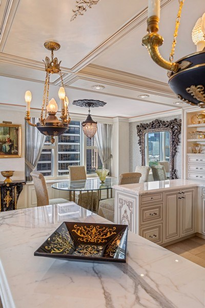 Real Estate Photography - 400 E Randolph #2119, Chicago, IL, 60601 - Kitchen