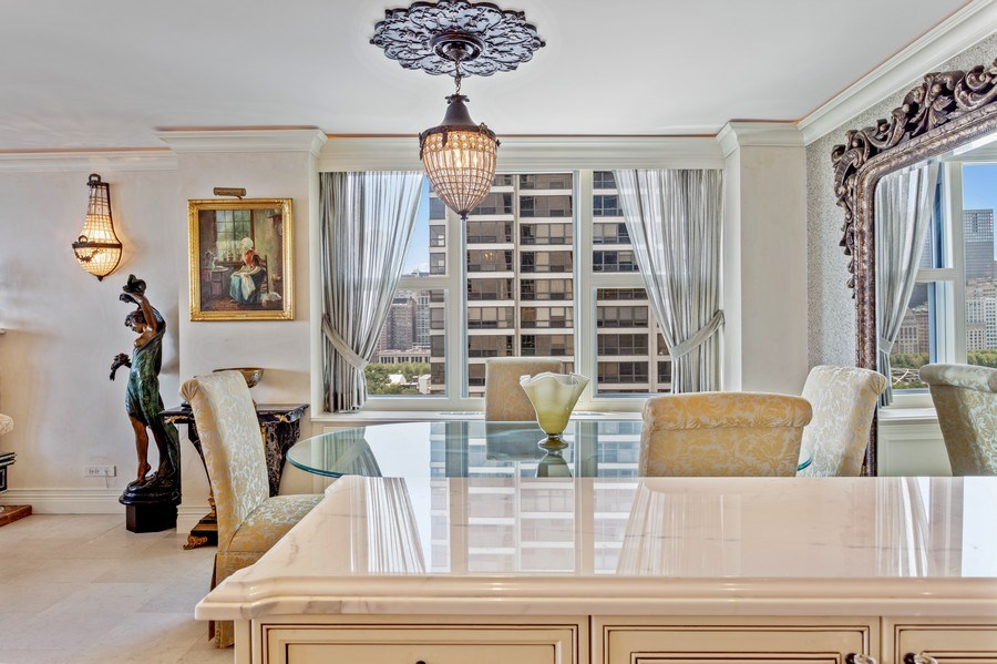 Real Estate Photography - 400 E Randolph #2119, Chicago, IL, 60601 -