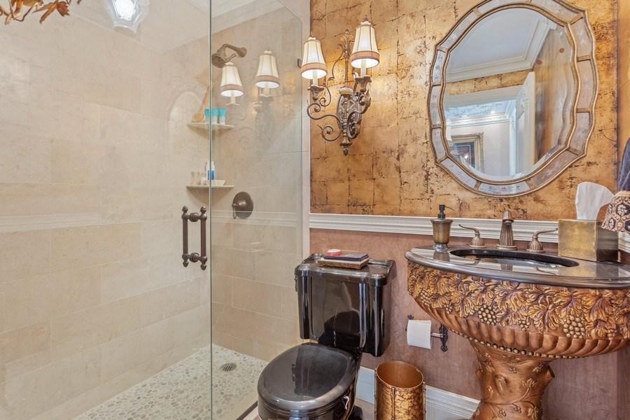 Real Estate Photography - 400 E Randolph #2119, Chicago, IL, 60601 - Bathroom